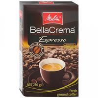 Кофе молотый Melitta Espresso 250 г (вакуумный пакет)