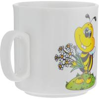 Кружка Добруш Пчелы фарфоровая 250 мл (артикул производителя 6С2433Ф34)