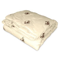 Одеяло Ol-tex 200х220 см овечья шерсть/полиэстер стеганое