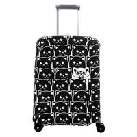 Чехол для чемодана Routemark Неотразимый S черный/белый (Неотразимый-S)
