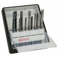 Набор пилок Bosch Robust Line для лобзика (2607010542)