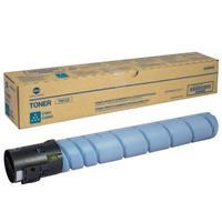 Тонер-картридж Konica Minolta TN-512C A33K452 голубой оригинальный
