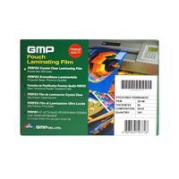 Пленка для ламинирования GMP 54x86 мм 80 мкм глянцевая (100 штук в упаковке)