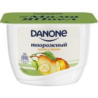 Продукт творожный Danone груша-банан 3.6% 170 г