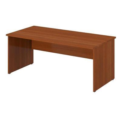 Уценка_мебель Стол письменный Система МР (миланский орех светлый, 1800х890х745 мм)