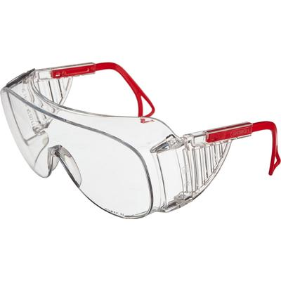 Очки защитные открытые универсальные РОСОМЗ О45 Визион прозрачные (14530)