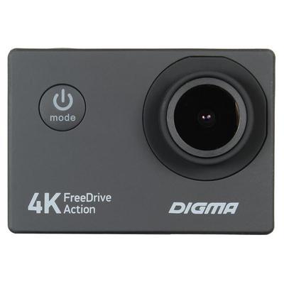Уценка. Автомобильный видеорегистратор Digma ACT 4K (1030138). уц_тех
