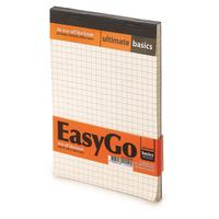 Блокнот Альт Ultimate Basics EasyGo А6 60 листов в клетку на склейке (105х148 мм) (артикул производителя 3-60-487)