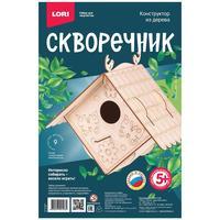 Сборная модель из дерева Lori Скворечник Уютный домик