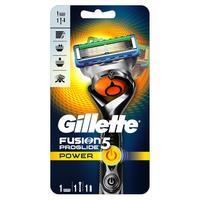 Бритва Gillette Fusion Proglide Power Flexball (1 сменная кассета, элемент питания)