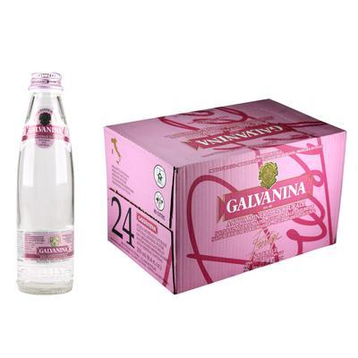 Вода минеральная Galvanina негазированная 0.25 л (24 штуки в упаковке)