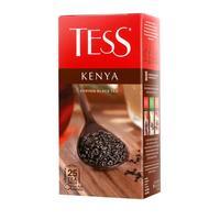 Чай Tess Kenya черный 25 пакетиков