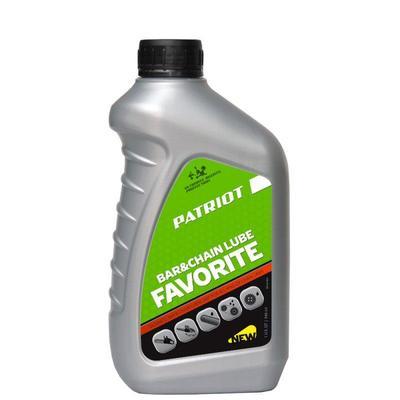 Масло цепное Patriot FAVORITE BAR&CHAIN LUBE 0,946 л (850030601)