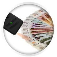Детектор банкнот портативный Cassida EasyCheck