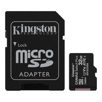 Карта памяти 32 Гб microSDHC Kingston Canvas Select Plus SDCS2/32Gb