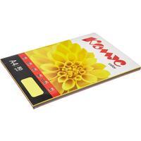 Бумага цветная для печати Комус Color 5 цветов интенсив (А4, 80 г/кв.м, 100 листов)