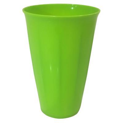 Стакан Plastic Republic Bono пластиковый зеленый 350 мл 22 штуки в коробе (артикул производителя GR1821)
