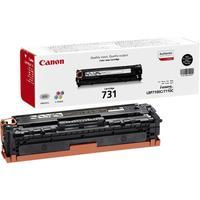 Картридж лазерный Canon Cartridge 731H 6273B002 черный оригинальный повышенной емкости