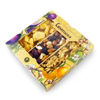 Орехи Семушка с кусочками ананасов 155 г