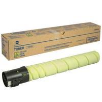 Тонер-картридж Konica Minolta TN-512Y A33K252 желтый оригинальный