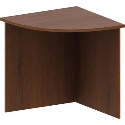 Стол-приставка МК Логика (ноче гварнери, 700x700x750 мм)