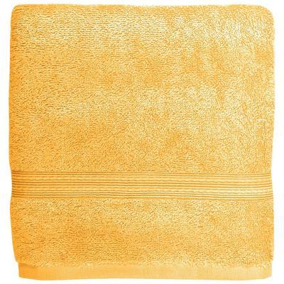 Полотенце махровое Classic 30х50 см 400 г/кв.м желтое