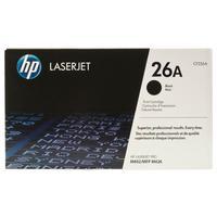 Картридж лазерный HP 26A CF226A черный оригинальный
