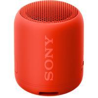 Акустическая система Sony SRS-XB12R красная