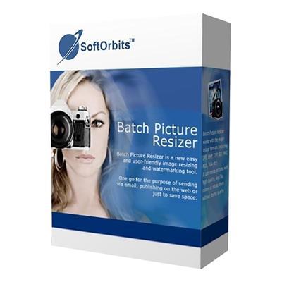 Программное обеспечение SoftOrbits Batch Picture Resizer Personal (SO-2)