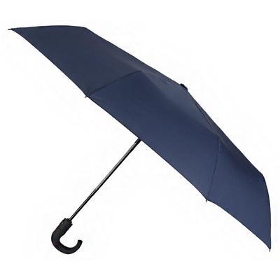 Зонт мужской Fabretti автомат синий (M-1813)