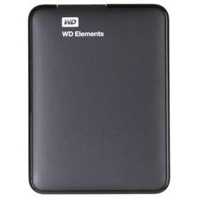Внешний жесткий диск WD Elements Portable 2Tb (WDBU6Y0020BBK-WESN)