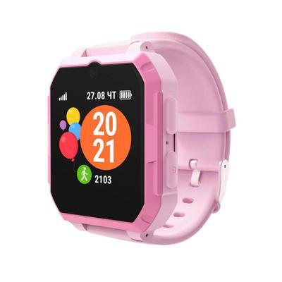 Смарт-часы Geozon Ultra 1.54 розовые G-W15PNK