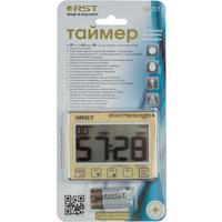 Секундомер цифровой с часами RST04201