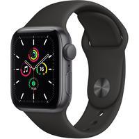 Смарт-часы Apple Watch Series SE серые MYDP2RU/A
