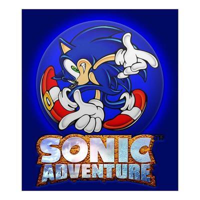 Игра на ПК Sega Sonic Adventure SEGA_2471