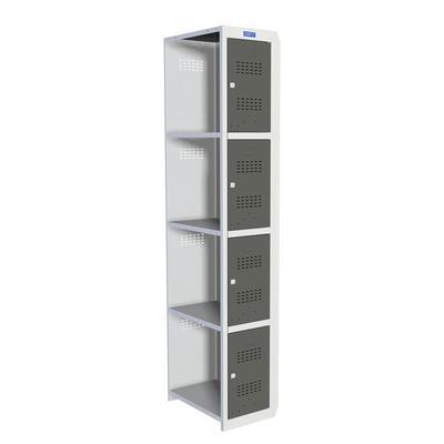 Шкаф для одежды металлический Cobalt Locker 04-30 (дополнительный модуль)
