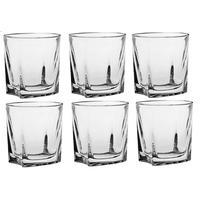 Набор стаканов Crystalite Bohemia Kathrene 280 мл (в наборе 6 штук)