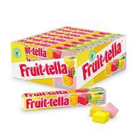 Конфеты жевательные Fruittella Ассорти 41 г (21 штука в упаковке)