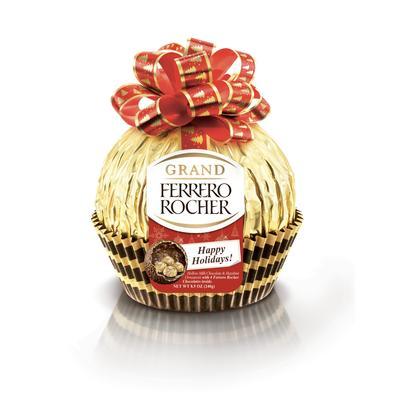 Шоколадные конфеты Grand Ferrero Rocher 125 г