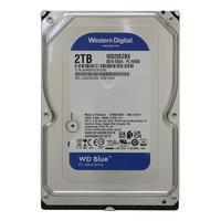 Жесткий диск WD Blue 2Tb SATA3 3,5 7200rpm 256mb(WD20EZBX)