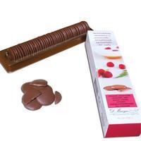 Шоколадные лепестки D.Munger с малиной 100 г