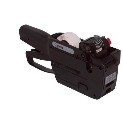 Этикет-пистолет нумератор Open Tex 2234 однострочный (волнистая лента, 8 символов, 22x12 мм)