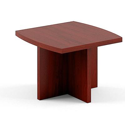 Стол журнальный Born (бургунди, 700х700х500 мм)
