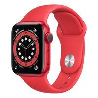 Смарт-часы Apple Watch Series 6 красные (M00A3RU/A)