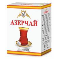Чай Азерчай черный с бергамотом 100 г