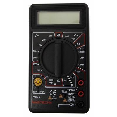 Мультиметр Mastech портативный M832 (13-2003)