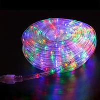 Гирлянда светодиодная уличная Neon-Night линия разноцветный свет 336 светодиодов (14 м)