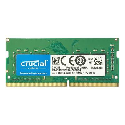 Оперативная память Crucial CT4G4SFS824A 4 Гб (SO-DIMM DDR4)