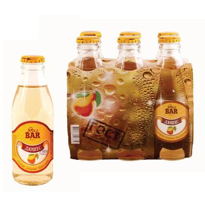 Напиток Star-bar Дюшес газированный 0.175 л (6 штук в упаковке)