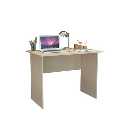Стол компьютерный Милан-106 (дуб молочный, 1000х600х750 мм)